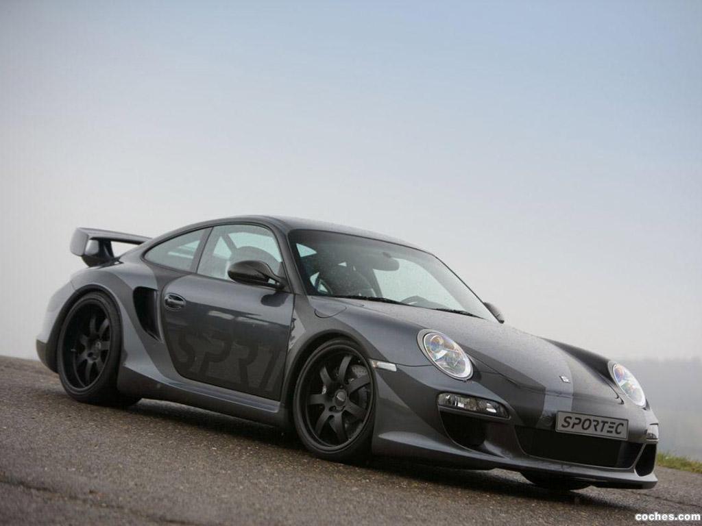 Foto 0 de Porsche Sportec 911 SPR1 FL 2011