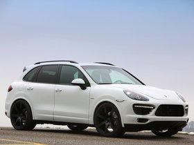 Ver foto 4 de Sportec Porsche Cayenne Diesel SP420 958 2013