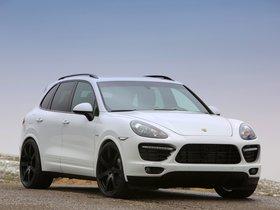 Ver foto 1 de Sportec Porsche Cayenne Diesel SP420 958 2013
