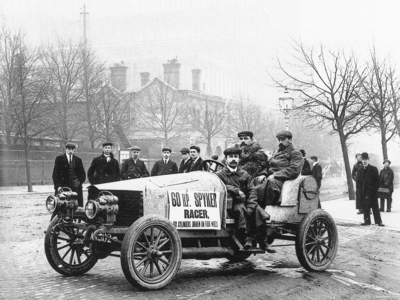 Foto 0 de Spyker 60 HP 1903