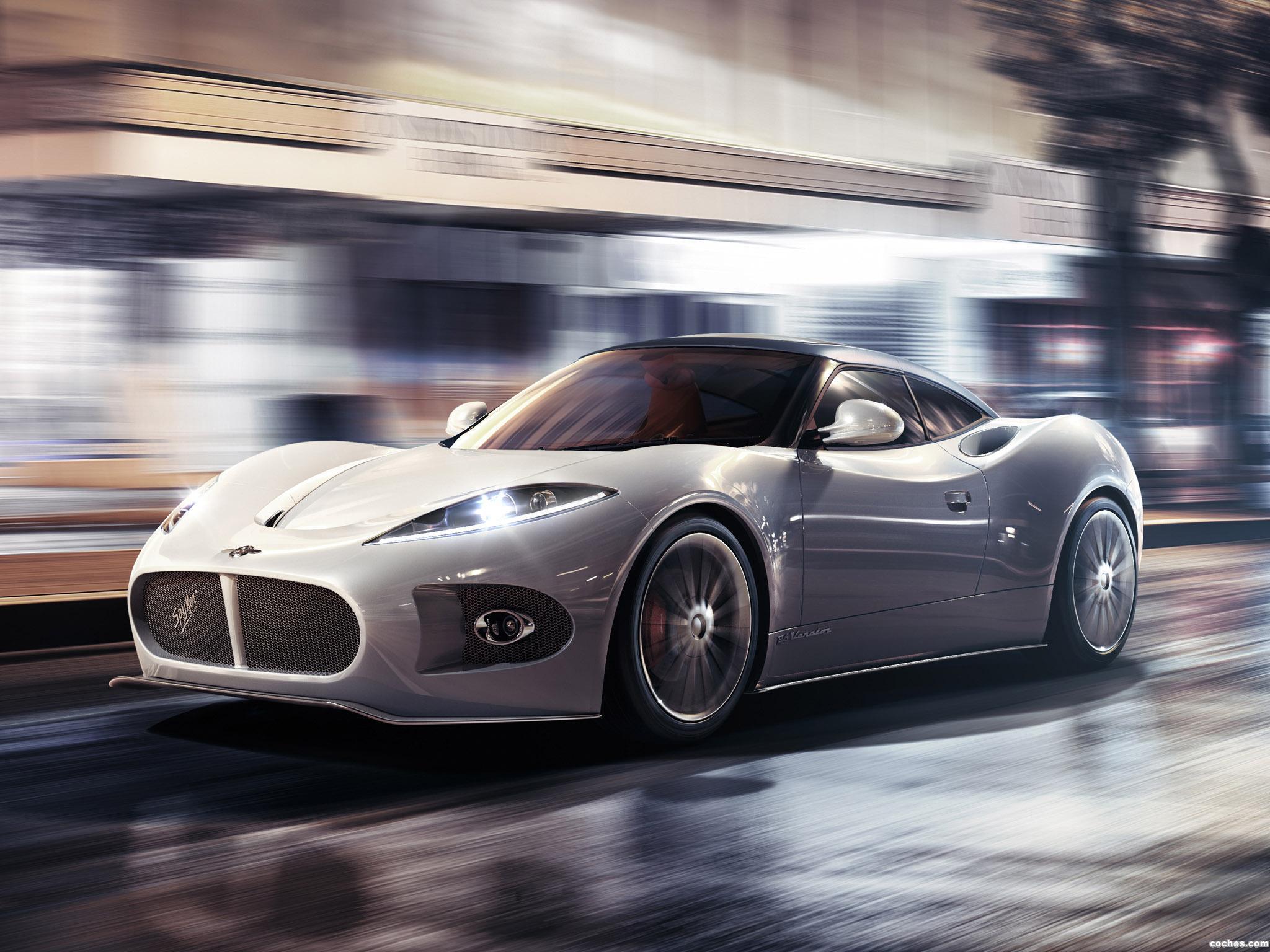Foto 0 de Spyker B6 Venator Concept 2013
