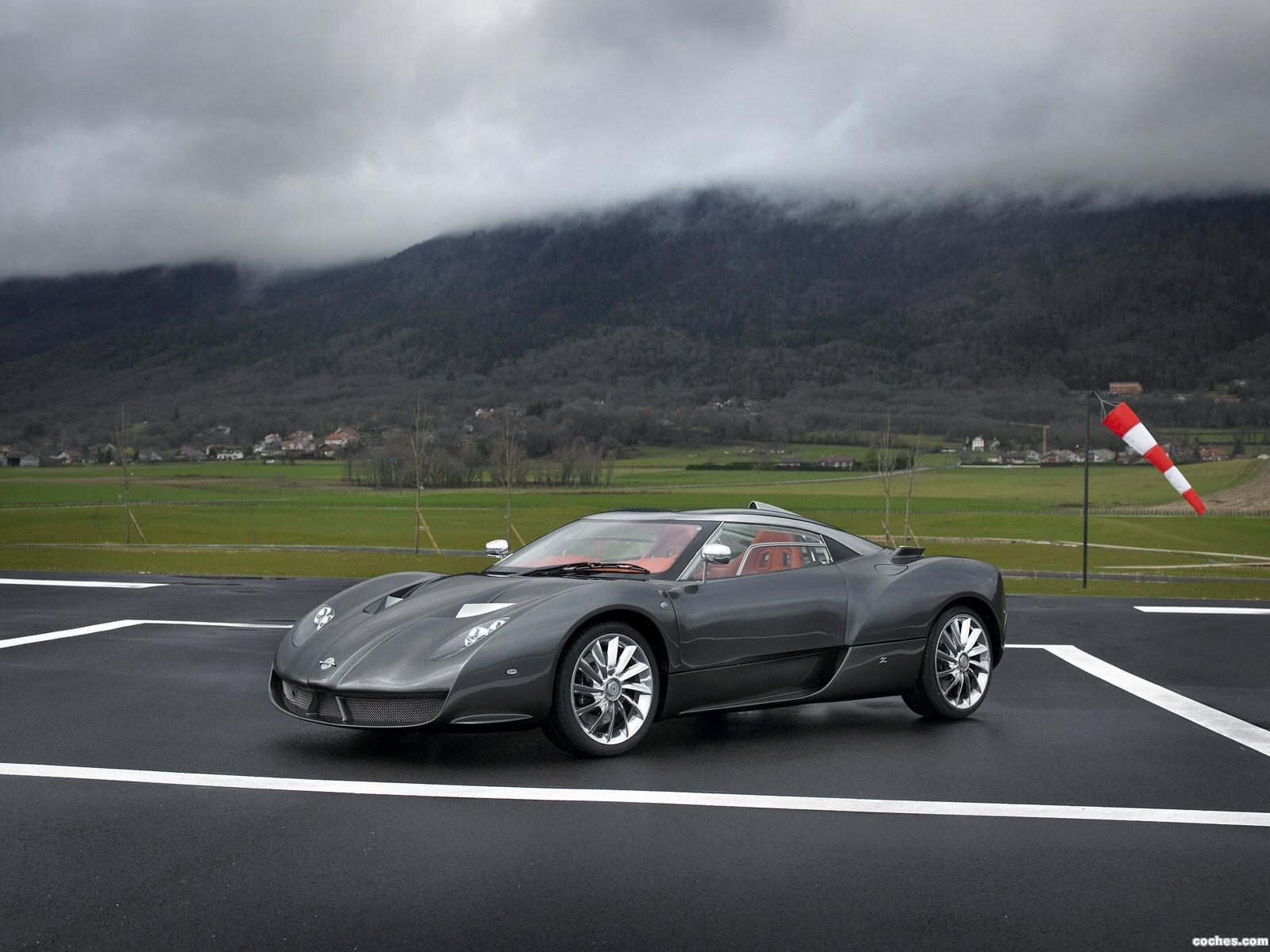 Foto 0 de Spyker C12 Zagato 2007
