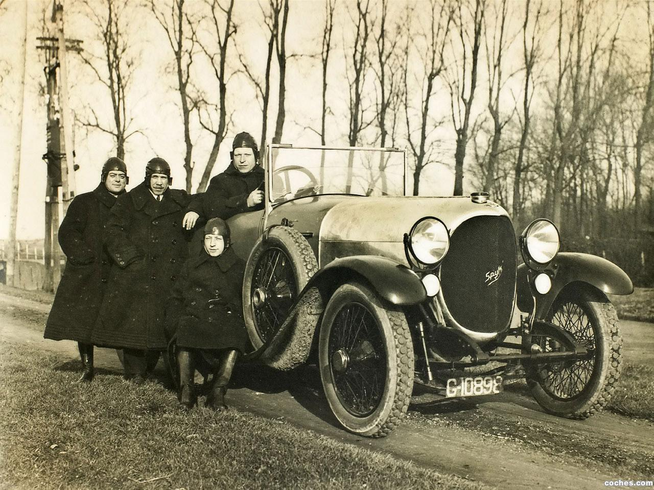 Foto 0 de Spyker C4 1921