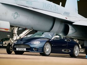 Fotos de Spyker C8 2005