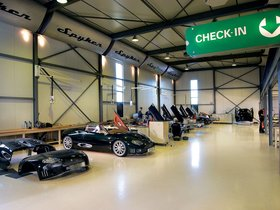 Ver foto 11 de Spyker C8 2005