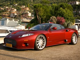 Fotos de Spyker C8 Aileron 2009