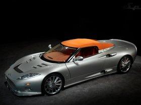 Ver foto 2 de Spyker C8 Aileron Spyder 2009