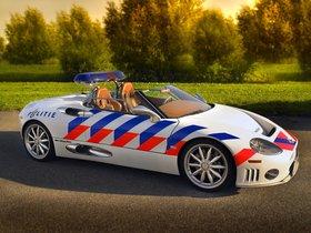Ver foto 2 de Spyker C8 Spyder Politie 2006