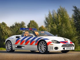 Fotos de Spyker C8 Spyder Politie 2006