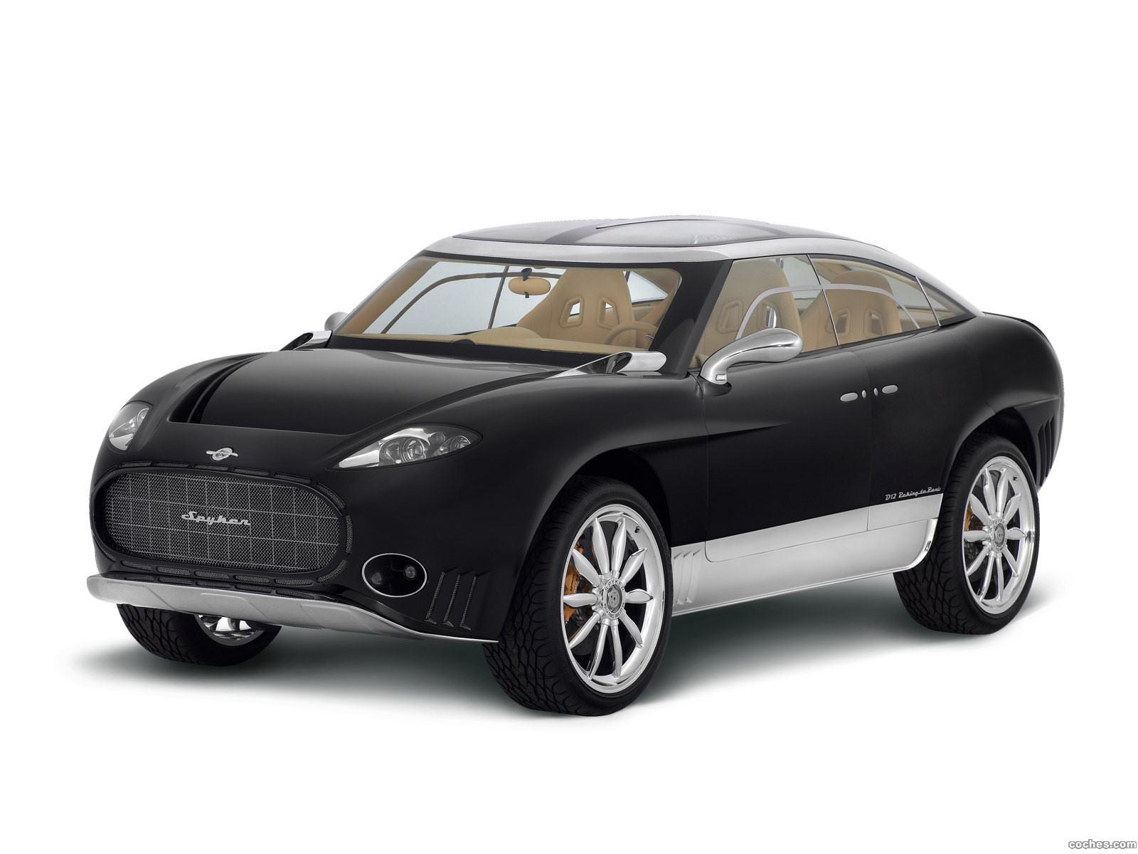 Foto 0 de Spyker D12 Peking To Paris Concept 2006