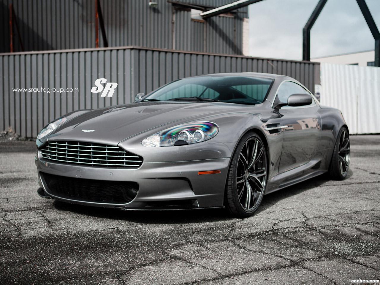 Foto 0 de SR Auto Aston Martin DBS 2013