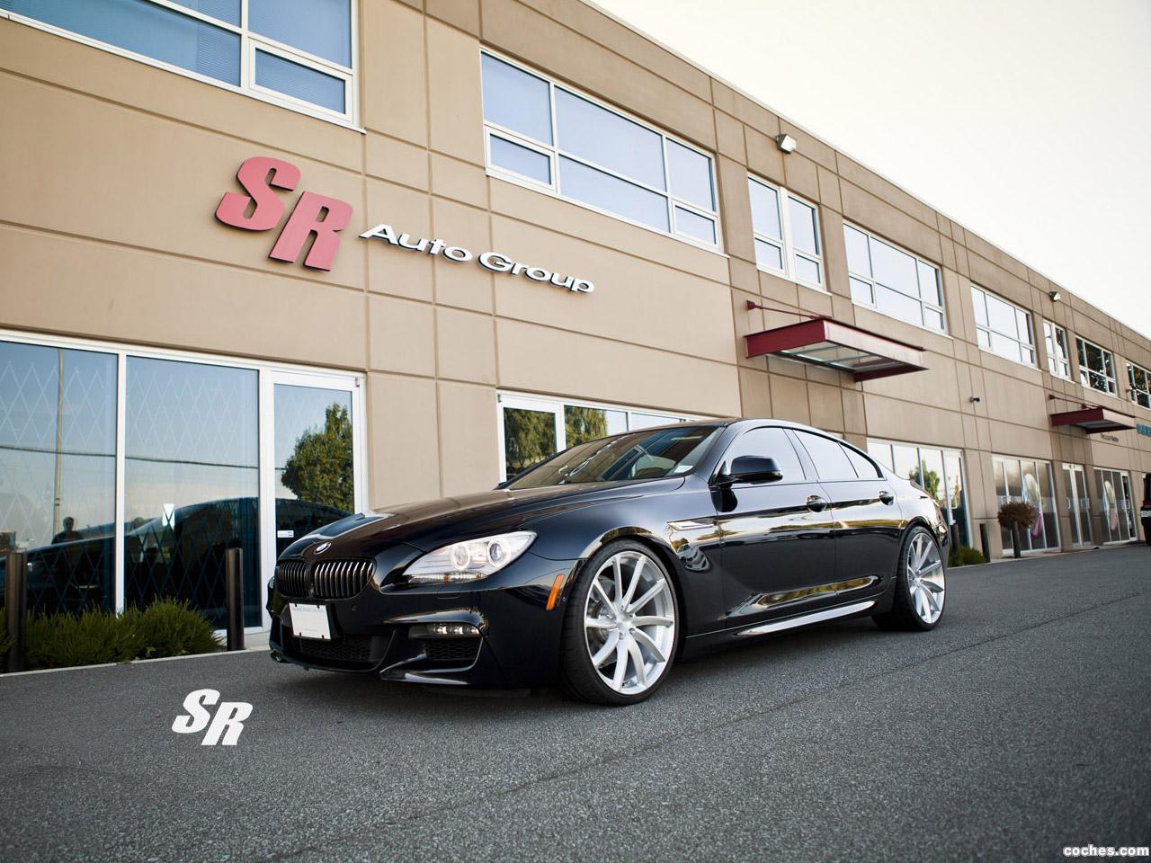 Foto 0 de BMW SR Auto Serie 6 650i Gran Coupe 2014
