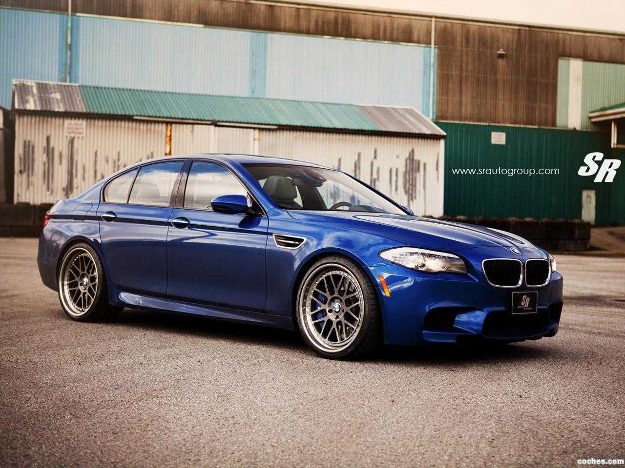 Foto 0 de SR Auto BMW Serie 5 M5 F10 2013