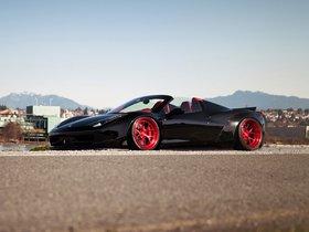 Ver foto 3 de SR Auto Ferrari 458 Spider Liberty Walk 2015