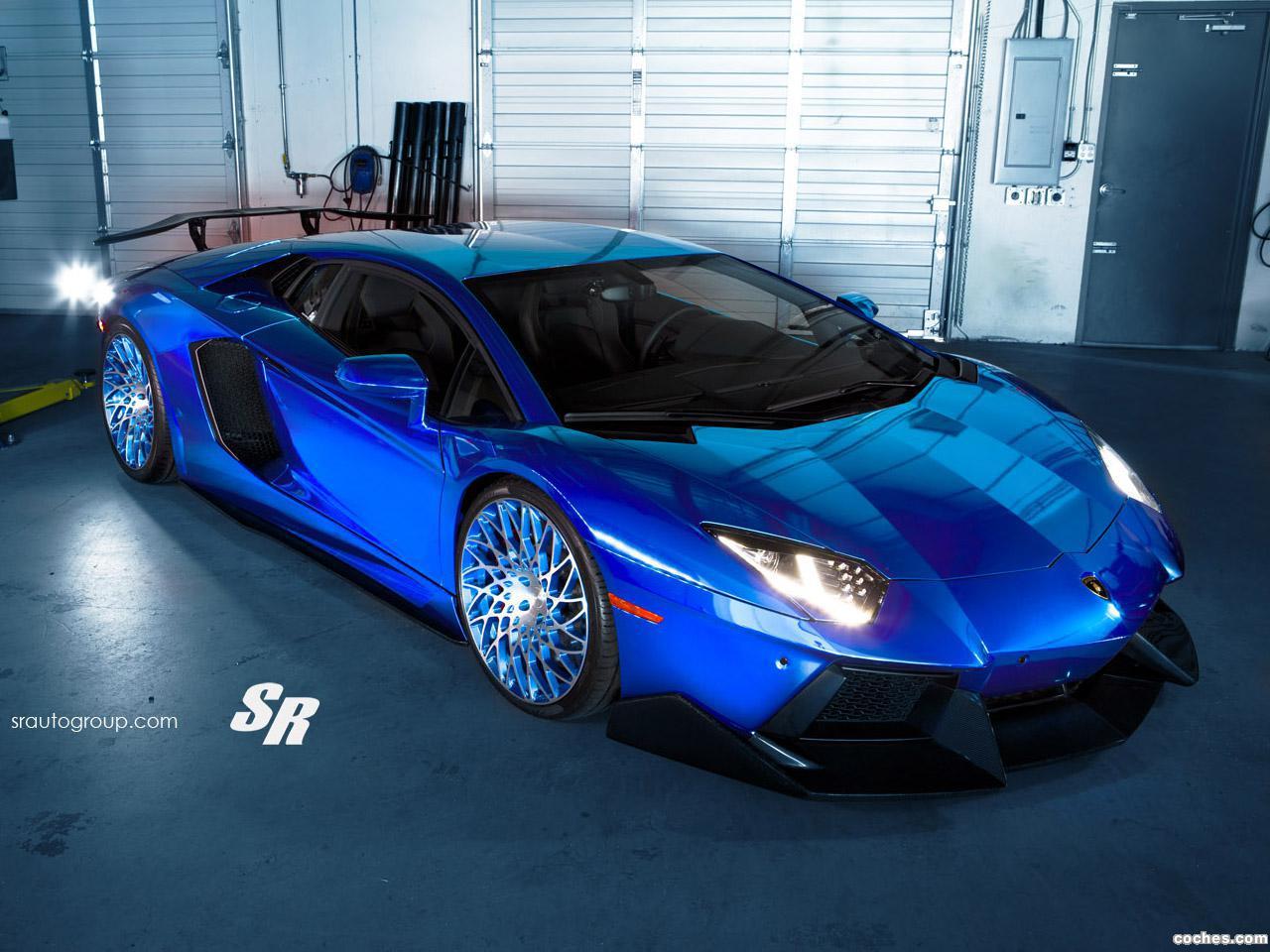 Foto 0 de SR Auto Lamborghini Aventador 2014