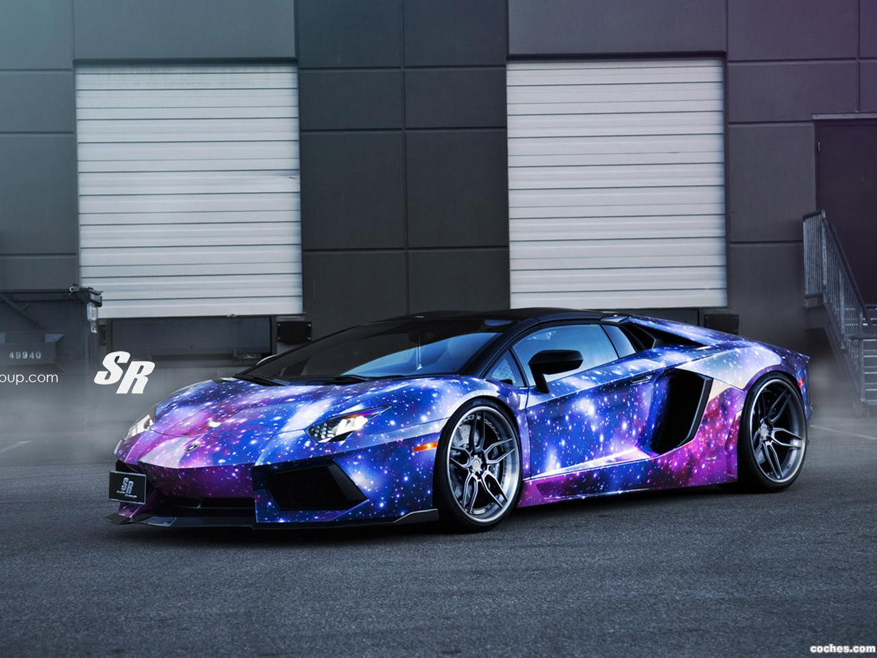 Fotos De Lamborghini Sr Auto Aventador Roadster Galaxy