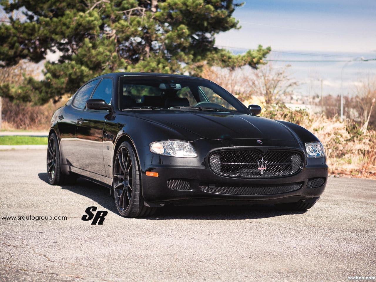 Foto 0 de SR Auto Maserati Quattroporte Project Black Diamond 2013