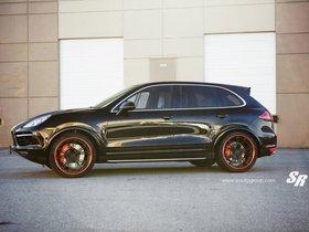 Ver foto 3 de Porsche SR Auto Cayenne Turbo S 2013