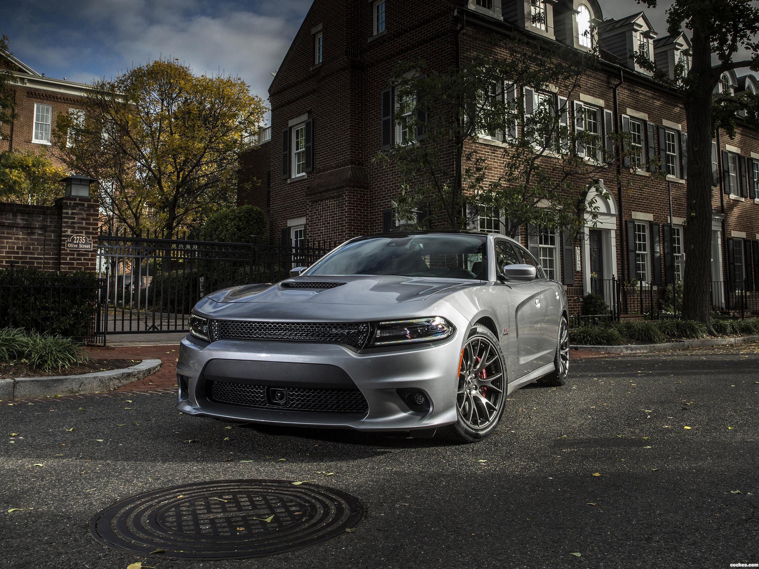 Foto 0 de Dodge SRT Charger 392 2015