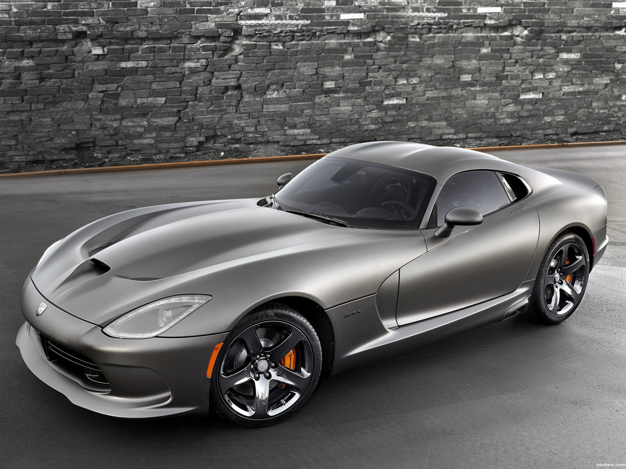 Foto 0 de Dodge SRT Viper GTS Carbon Special Edition Package 2014