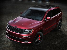 Fotos de SRT Jeep Grand Cherokee Night WK2 2016
