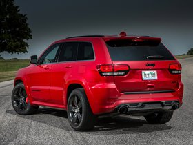 Ver foto 6 de Jeep SRT Grand Cherokee Red Vapor WK2 2014