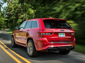 Ver foto 4 de Jeep SRT Grand Cherokee Red Vapor WK2 2014
