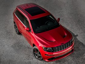 Ver foto 3 de Jeep SRT Grand Cherokee Red Vapor WK2 2014