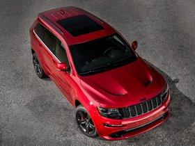 Ver foto 3 de Jeep SRT Grand Cherokee Red Vapor WK2 2014