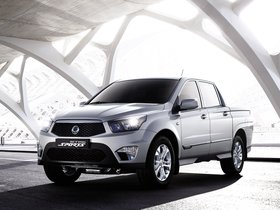 Ssangyong Actyon Profesional Actyon Sports Pick Up 200xdi
