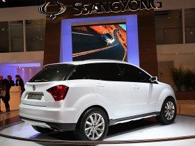 Ver foto 10 de Ssangyong C200 Concept 2009