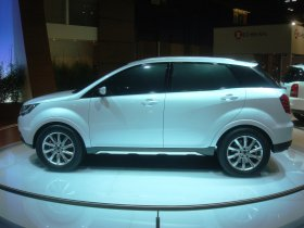 Ver foto 9 de Ssangyong C200 Concept 2009