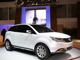 Ver foto 8 de Ssangyong C200 Concept 2009