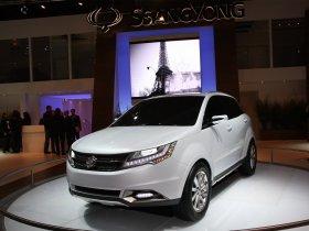 Ver foto 7 de Ssangyong C200 Concept 2009