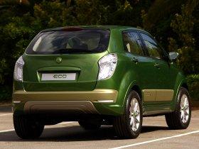 Ver foto 2 de Ssangyong C200 Eco Hybrid Concept 2009