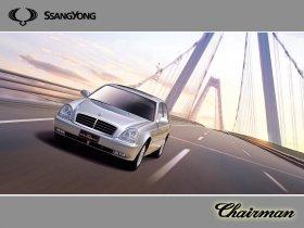 Ver foto 2 de Ssangyong Chairman 2004