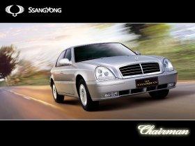 Ver foto 1 de Ssangyong Chairman 2004