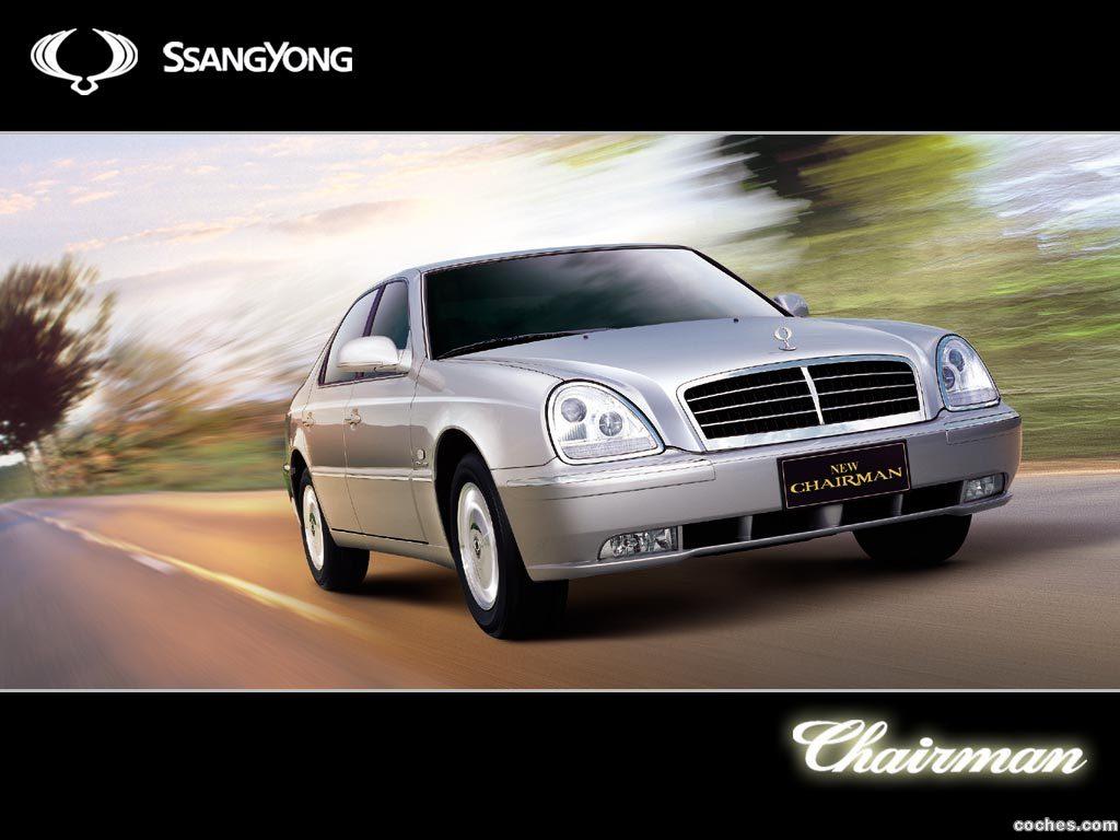 Foto 0 de Ssangyong Chairman 2004