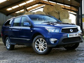 Ver foto 2 de Ssangyong Korando Sports UK  2012