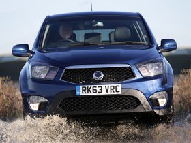Ver foto 8 de Ssangyong Korando Sports UK  2012