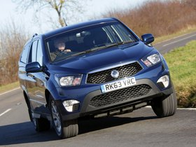 Ver foto 6 de Ssangyong Korando Sports UK  2012