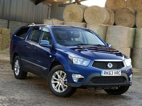 Ver foto 3 de Ssangyong Korando Sports UK  2012