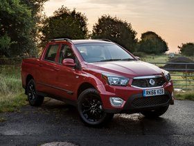 Ver foto 4 de Ssangyong Musso Pick-up  2016