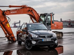 Ver foto 3 de Ssangyong Musso Pick-up  2016