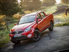 Ver foto 9 de Ssangyong Musso Pick-up  2016