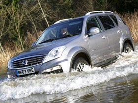 Fotos de Ssangyong Rexton W UK 2013
