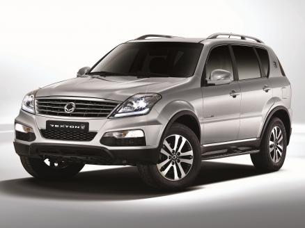 Ssangyong Rexton W D22t Premium 4x2