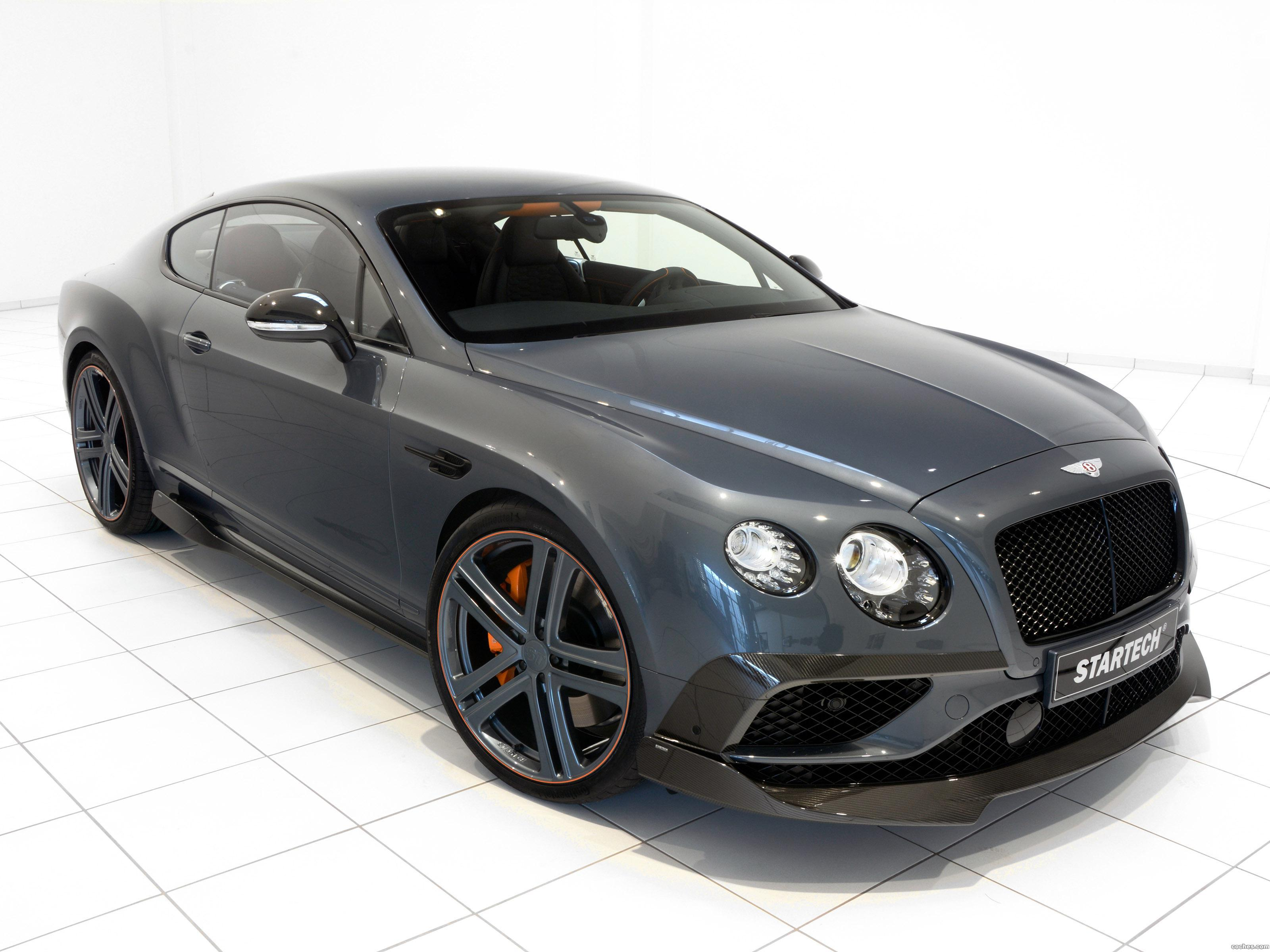 Foto 0 de Startech Bentley Continental GT 2016