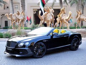 Ver foto 10 de Startech Bentley Continental GT Convertible 2015
