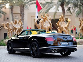 Ver foto 9 de Startech Bentley Continental GT Convertible 2015
